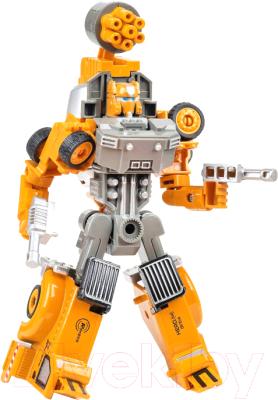 Робот-трансформер JRX Construction Строитель Mixprix. Бетономешалка / 63877