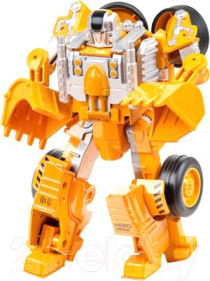 Робот-трансформер JRX Construction Строитель Gambit. Бульдозер / 63876