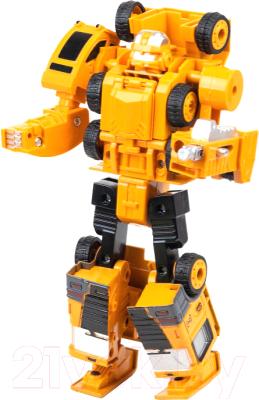 Робот-трансформер JRX Construction Строитель Baltazar. Подъемник / 63878