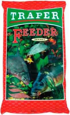 francesc miralles sekret picassa Прикормка рыболовная Traper Sekret Feeder