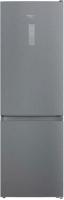Холодильник с морозильником Hotpoint-Ariston HTR 5180 MX -
