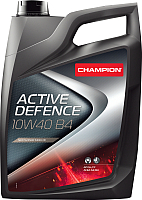 Моторное масло Champion Active Defence 10W40 B4 / 8204319 (5л) -