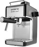 Кофеварка эспрессо Polaris PCM 4006A Golden Rush -