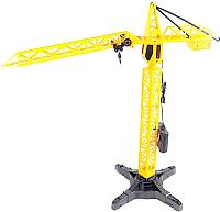 Радиоуправляемая игрушка Big Motors Подъемный кран / 1562 -