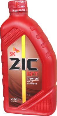 Трансмиссионное масло ZIC GFT 75W90 / 132629
