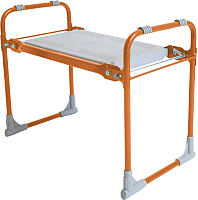 Скамья складная Ника СК (оранжевый) -