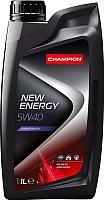 Моторное масло Champion New Energy 5W40 / 8211652 (1л) -