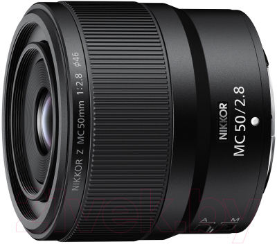Стандартный объектив Nikon Nikkor Z MC 50mm f/2.8 недорого