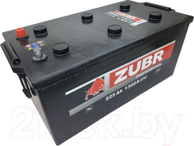 Автомобильный аккумулятор Zubr Professional L+