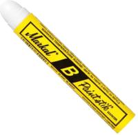 Маркер строительный Markal Pocket B Paintstik 80220 (белый) -