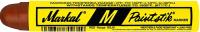Маркер строительный Markal Pocket M Paintstik / 81922 (красный) -