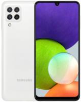 Смартфон Samsung Galaxy A22 64GB / SM-A225FZWDSER (белый) -