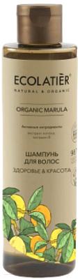 Шампунь для волос Ecolatier Green Marula Здоровье & Красота