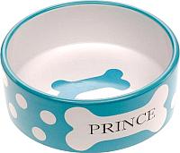 Миска для животных Ferplast Thea Medium Bowl (0.75л, голубой) -