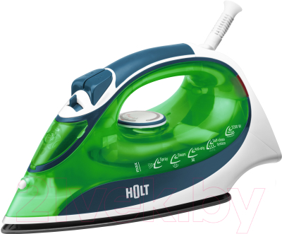 Утюг Holt HT-IR-010 (зеленый)