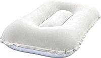Надувная подушка Bestway Flocked Air Camp Pillow 67121 -