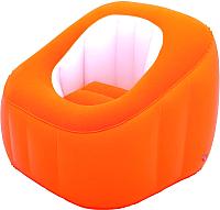 Надувное кресло Bestway Comfi Cube 75046 (оранжевый) -