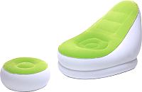Надувное кресло Bestway Comfort Cruiser Inflate-A-Chair 75053 (зеленый) -
