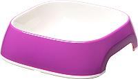 Миска для животных Ferplast Glam Medium (0.75л, фиолетовый) -