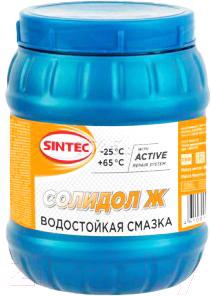Смазка техническая, 2 шт. Sintec Солидол / 980020