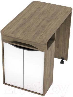 Письменный стол SV-мебель Миндаль