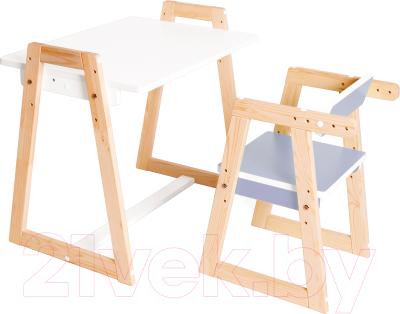 Парта+стул Я сам Краски