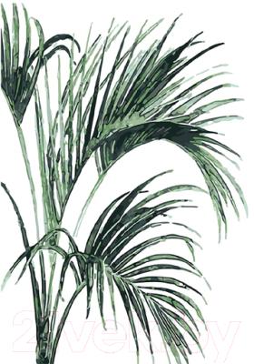 Картина по номерам PaintBoy Лист пальмы / GT61081