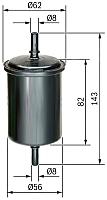 Топливный фильтр Bosch 0450902161 -