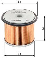 Топливный фильтр Bosch 1457431028 -