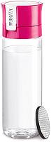 Фильтр питьевой воды Brita Fill&Go Vital (розовый) -
