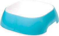 Миска для животных Ferplast Glam Large (голубой) -