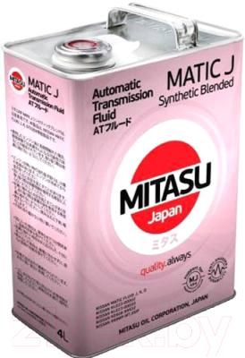 Трансмиссионное масло Mitasu ATF Matic / MJ-333-4