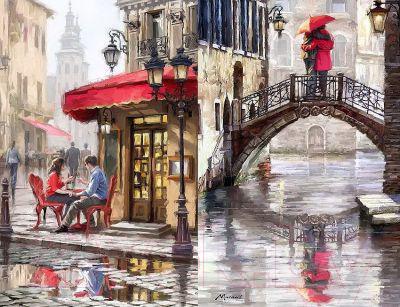 Картина по номерам PaintBoy Два свидания / GX3893