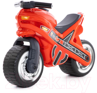 Каталка детская Полесье Мотоцикл МХ / 67180