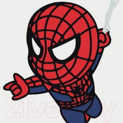 Картина по номерам PaintBoy Человек-Паук / B077
