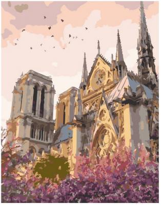 Картина по номерам PaintBoy Нотр-Дам де Пари / EX6885