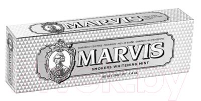 Зубная паста Marvis Мята антитабак
