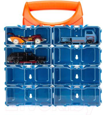 Гараж игрушечный Autogrand Портативный кейс для моделей автомобилей / 72102