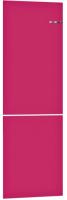 Холодильник с морозильником Bosch Serie 4 VitaFresh KGN39IJ22R (малиновый) -