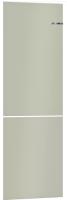 Холодильник с морозильником Bosch Serie 4 VitaFresh KGN39IJ22R (шампань) -