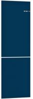 Холодильник с морозильником Bosch Serie 4 VitaFresh KGN39IJ22R (ночной синий) -