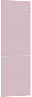 Холодильник с морозильником Bosch Serie 4 VitaFresh KGN39IJ22R (розовый пудровый) -