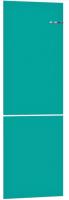 Холодильник с морозильником Bosch Serie 4 VitaFresh KGN39IJ22R (аквамарин) -