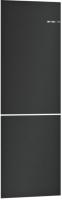 Холодильник с морозильником Bosch Serie 4 VitaFresh KGN39IJ22R (черный матовый) -