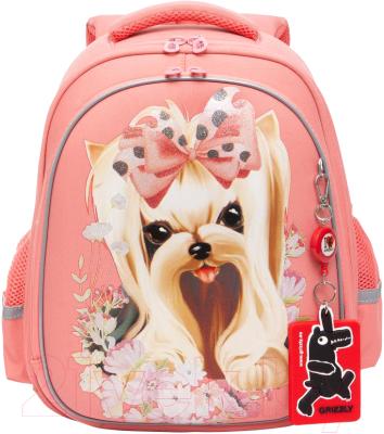 Школьный рюкзак Grizzly RAz-186-2
