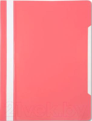 Папка для бумаг, 5 шт. Бюрократ PS20PINK