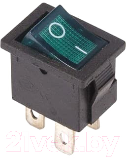 Выключатель клавишный Rexant ON-OFF 36-2193