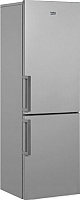 Холодильник с морозильником Beko CNKR5356K21S -