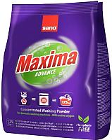 Стиральный порошок Sano Maxima Advance концентрированный (1.25кг) -