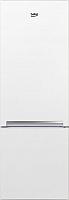 Холодильник с морозильником Beko RCSK250M20W -